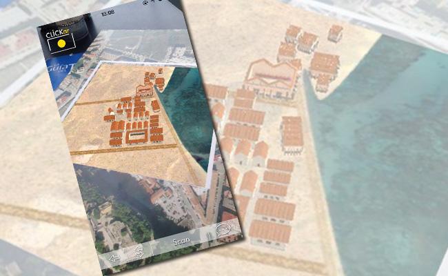 La Dianium romana en 3D (Aplicación Móvil)