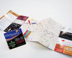 Plano de Mano Feria Ondara 2014 | Programación Fira de Fires Ondara 2014
