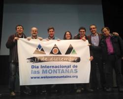 Actos Día Internacional de las Montañas. We love mountains. L'escaldà de Jesús Pobre