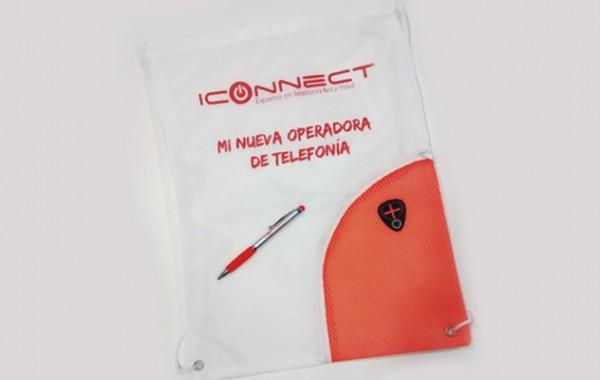 Regalos promocionales Iconnect