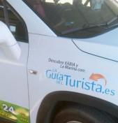 La Guia del Turista en los taxis de Xàbia