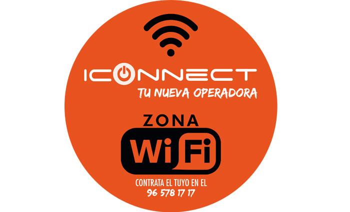 Pegatina Iconnect