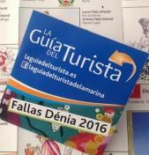 Plano de Fallas Dénia 2016