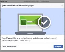 facebook verificacion
