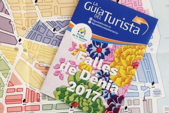 Plano Fallas Dénia 2017