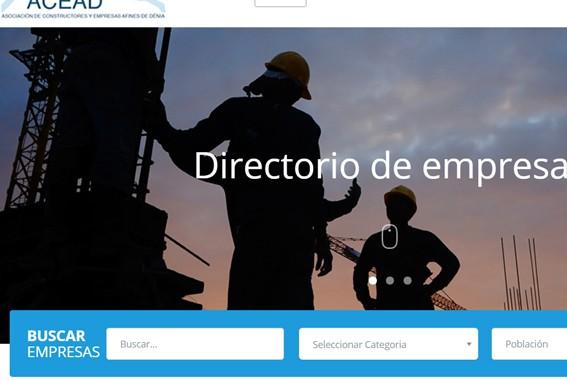 Web de constructores