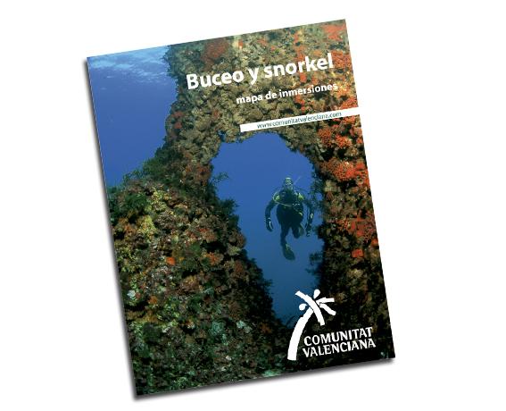Guía de buceo y snorkel.