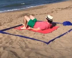 delimitador playa